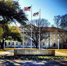 TCU <3 Soon to be my grad school