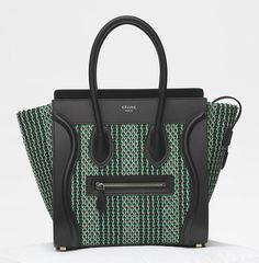 Check Out 93 Brand New Céline Bags from the Brand's Winter 2017 Lookbook, Plus Prices!