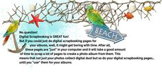 Scrapper Club - Digital Scrapbooking Kits for the Perfect Digital Scrapbook