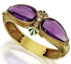 Bracelet Carlo Giuliano, 1875-1895 Sotheby's