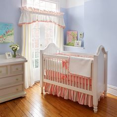 Gracie Baby Bedding from PoshTots