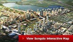Songdo - Ecostad | Zuid Korea