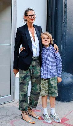 Jenna with son, Beckett.