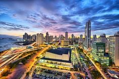 "500px / Photo ""Panama City in HDR"" by Gabriel N"