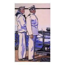 1.-Yo, marinero en la ribera mía,