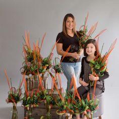 Event flowers for BestStart Educare Flax Flowers, Bouquet, Wreaths, Plants, Decor, Decoration, Door Wreaths, Bouquet Of Flowers, Bouquets