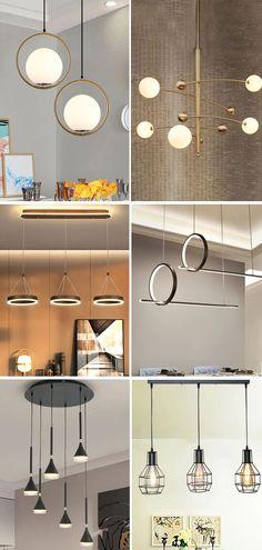 Mini Pendant Lights, Pendant Lighting, Cool Lighting, Outdoor Lighting, Wall Lights, Ceiling Lights, New Home Designs, Dining Table, Dining Room