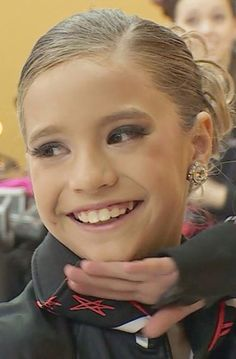 Dance Moms Mackenzie channeling her inner Maddie. But to me she didn't need to. She had to channel her inner Kenzie
