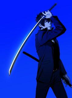 Shinya Kōgami | Psycho Pass | ♤ Anime ♤