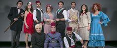 """Ünlü isimler """"İstanbulname"""" ile seyirci karşısına çıkıyor.. kaynak: ntv sanat"""