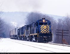 RailPictures.Net Photo: DH 413 Delaware & Hudson Alco C420 at West Richmondville, New York by Mike Stellpflug