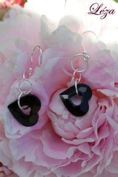 Html, Swarovski, Drop Earrings, Boutique, Jewelry, Crystal, Stems, Ears, Fantasy