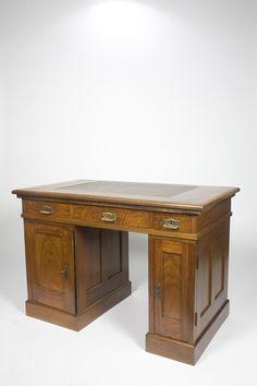 A Custom Roll Top Desk And Chair, Solid Oak, Made By Jasper Cabinet Co.  (IN) In 1988 #ru2026 | Furniture | Pinterest | Solid Oak, Jasper And Desks
