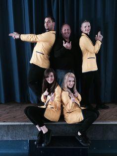 Yellowcoat Team