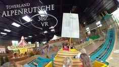 Toverland 2019 Alpenrutsche 360° VR Onride Make It Yourself, Fun, Lol, Funny