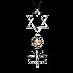 Pendentif 'Key Of Solomon'