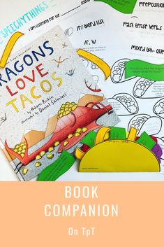 Dragons Love Tacos b