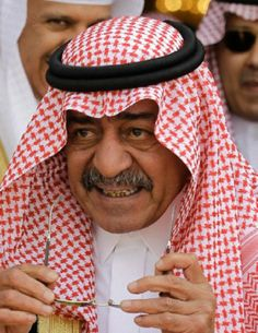 Prince Muqrin bin Abdulaziz is seen at Riyadh Base in Riyadh, SA. The Saudi Royal Court has announced Thursday, 27.03.14 that King Abdullah's son, Prince Muqrin has been named deputy crown prince, a move that sets out clearly his place as second-in-line to the thrown after the crown prince. The statement says Muqrin bin Abdulaziz, who once headed the kingdom's intelligence agency and is the king's youngest son, will retain his title as second deputy prime minister and adviser to his father.