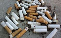 https://flic.kr/p/h7aqMY | Cigarette butt