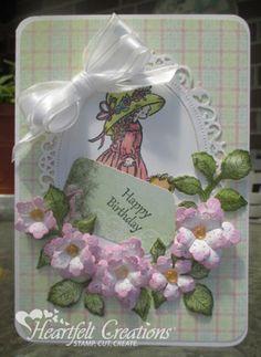 Heartfelt Creations | Little Girl Birthday