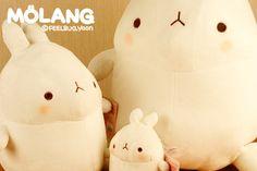 Molang – O coelho mais fofo e popular da Coreia
