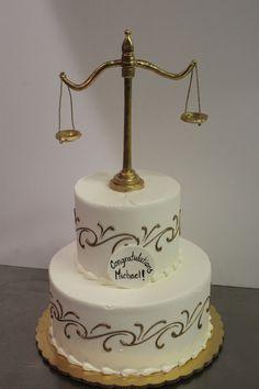 Résultats de recherche d'images pour « cake ideas for law school graduation Graduation Party Themes, Graduation Pictures, School Parties, Grad Parties, Law School Memes, Lawyer Cake, School Cake, Creative Cakes, Tiered Cakes