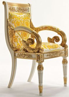 Versace Vanitas Is A Stylish Chair That Was Designed By The Late Gianni In It S Very Glamorous And Ont Piece Of Furniture