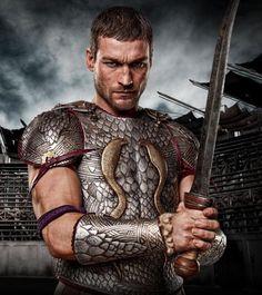 Spartacus ANDY WHITFIELD - LE SUPER CANON DE LA SOIREE