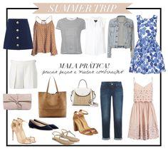 Estilo Meu - Consultoria de Imagem. Dicas para arrumar mala prática para o verão | summer packing | Packing tips | Arrumando a mala