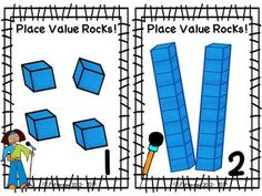 {Freebie} Place Value Rock Write the Room