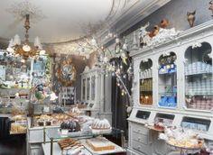 EAT - Conditorei Péclard im Schober - Zürich, Switzerland - Wonderland of Deliciousness!