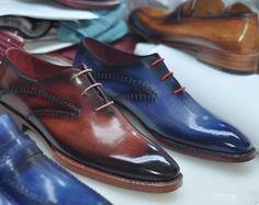 Emillo Santo ~handmade shoes~ Choose your colour.  www.emillosanto.com websale@emillosanto.com FREE WORLDWIDE SHIPPING