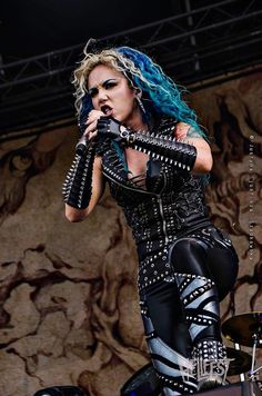 Heavy Metal Girl, Heavy Metal Music, The Agonist, Alissa White, Band Wallpapers, Arch Enemy, Idole, Power Metal, Girl Bands