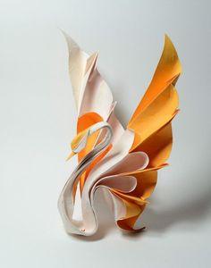 תוצאת תמונה עבור origami candle