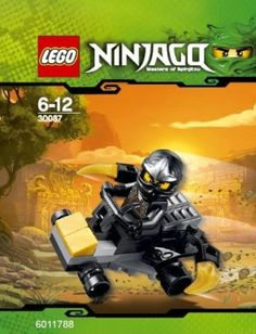 LEGO Ninjago Cole ZX Car 30087 by LEGO. $8.95. Contains 27 pieces. Comes with Cole ZX Mini-figure. Bagged Set. Lego Ninjago Poly Bag Set, Includes 1 COle ZX Mini-Figure.