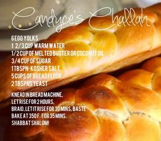 #easy #delish #challah #shabbat
