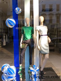 www.retailstorewindows.com: L.K.Bennett, London