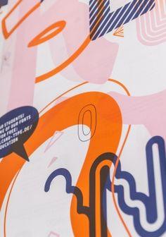 Volcano Type - Hubert & Fischer | Graphic Design, Art Direction, Visual Communication