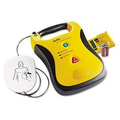 Lifeline AED Defibrillator, 25217