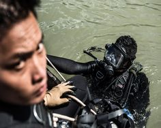 Cambodias Bomb Divers Overcome Dangers To Remove Remains Of War