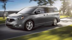 Availability is limited for the 2016 Nissan Quest Minivan, but you can still enjoy the Nissan Pathfinder with 7 seats. Nissan Vans, Nissan Quest, Chrysler Pacifica, Nissan Xterra, Nissan Leaf, Cool Vans, Nissan Pathfinder, Honda Odyssey, Change