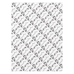 wave equation tablecloth - beauty gifts stylish beautiful cool
