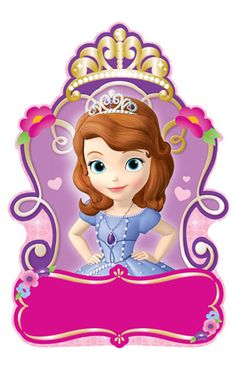 Sofia the First Birthday Invitations Unique 8 sofia the First Princess Birthday Party Invitations Princess Sofia Invitations, Princess Sofia Birthday, Princess Sofia The First, Sofia The First Birthday Party, Disney Princess Party, Princess Sofia Cupcakes, Sofia The First Cartoon, Princess Pics, Princesa Sophia