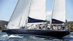 1974 Nautor Swan Swan 65 - Swan 65 belongs to the most exciting GRP classics worldwide. She is literally well constructed, seaworthy and fast.