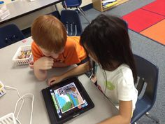 Over 45 resources for iPad and tech integration in primary grades. Lessons, tips and app reviews all in one place!