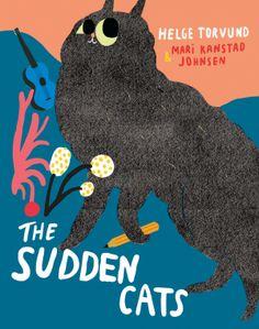 MAGIKON FORLAG » THE SUDDEN CATS / Helge Torvund og Mari Kanstad Johnsen
