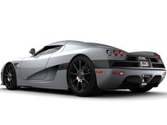 Koenigsegg CCX    One of the only cars to rival the Bugatti Veyron (top speed of 407km/h), it hits a top speed of about 395km/h! If you feel like picking one up just be prepared to lay down around $540,000.00