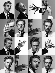 """""""Boyd Holbrook photographed by Craig McDean """""""