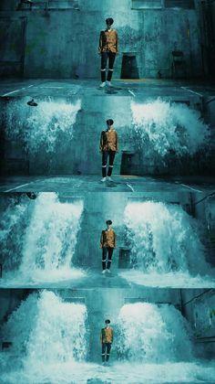 Fanart Bts (All) - Fake Love - Wattpad Busan, Bts Boys, Bts Bangtan Boy, Bts Jimin, Bts Mv, Park Ji Min, Seokjin, Namjoon, Hoseok