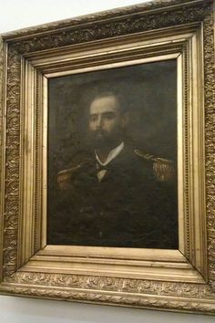 Arturo Prat por Alfredo Valenzuela Puelma (Museo Histórico Nacional, stgo) Painting, Naval Academy, Museums, Paintings, Painting Art, Paint, Draw